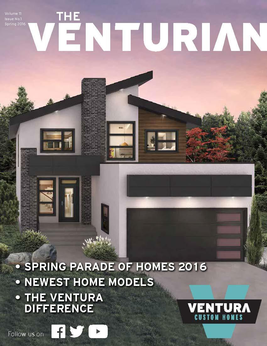 Venturian Spring 2016