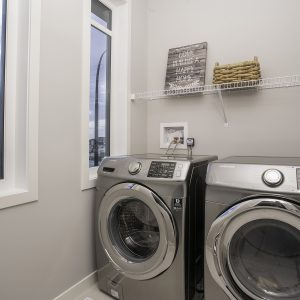 Stonecliffe B-18 interior laundry