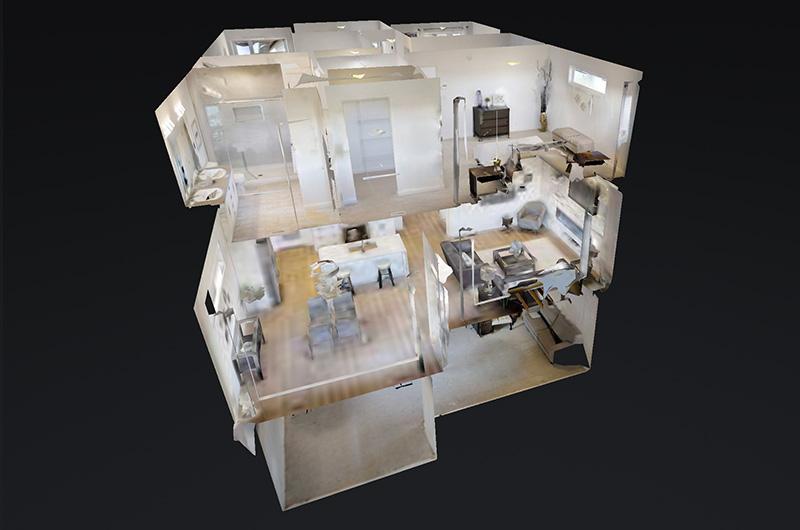 3d floor model for macallan a - 19 home model