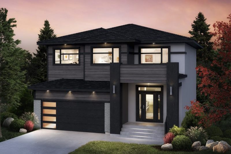 48 Cherrywood Road Ventura Custom Homes Classy Custom Home Exteriors Concept