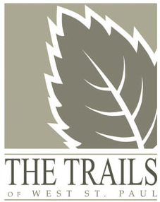 The Trails of West St. Paul - logo