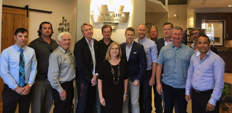 sales agents group photo