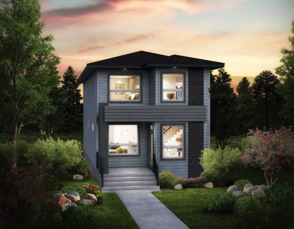 two story rendering