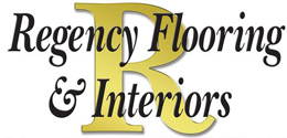 regency flooring & interior logo