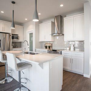 Edgemont B - 18 Interior Kitchen