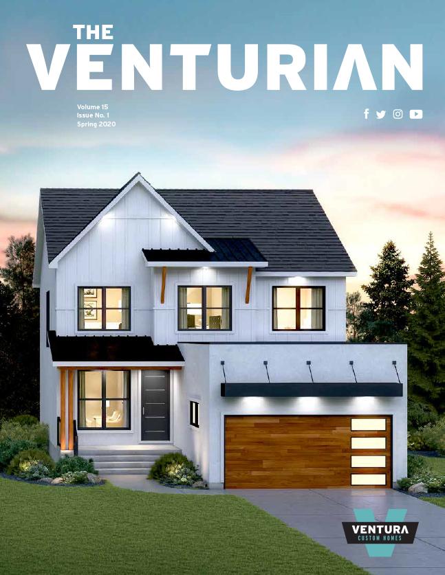 Venturian Spring 2020